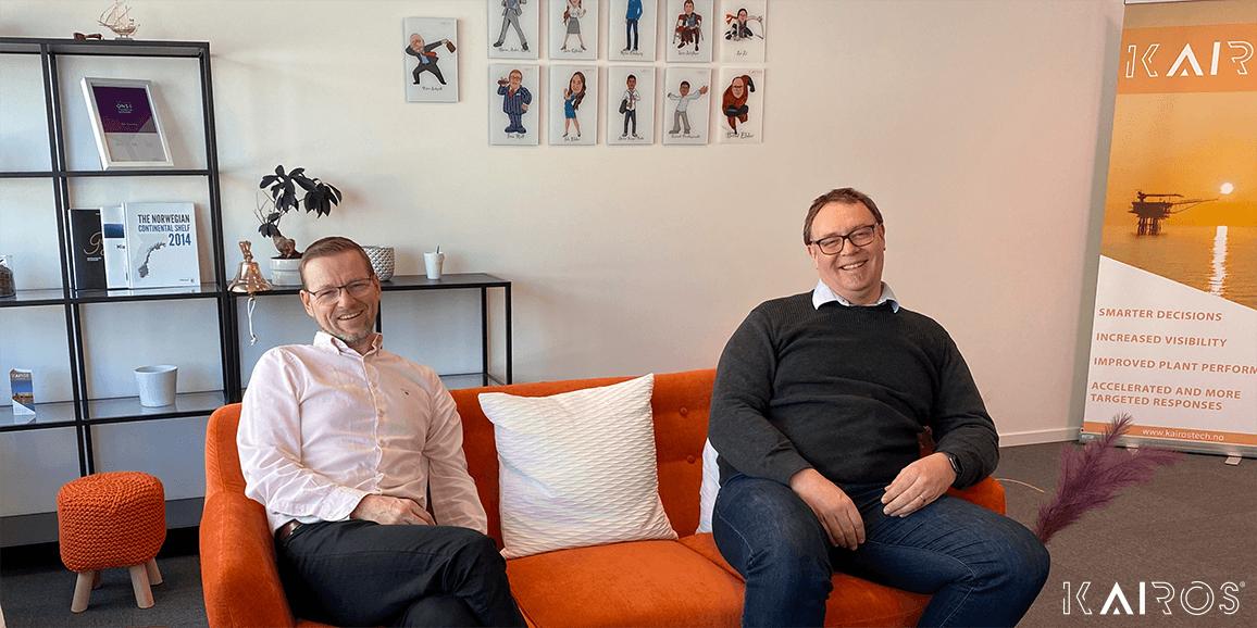 Bjarne André Asheim & Ivan Rott