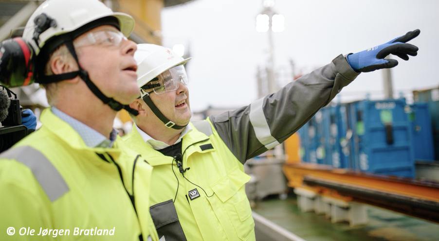 Kairos Control Room Assistant for Equinor